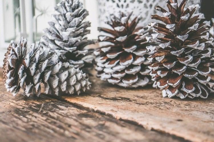 Weihnachtsdeko aus Holz und Edelrost Metall | Allgaier-Allerlei