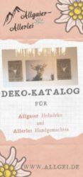 Deko Katalog Deckblatt