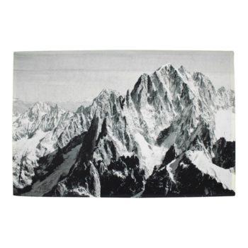 Fußmatte Alpen - groß
