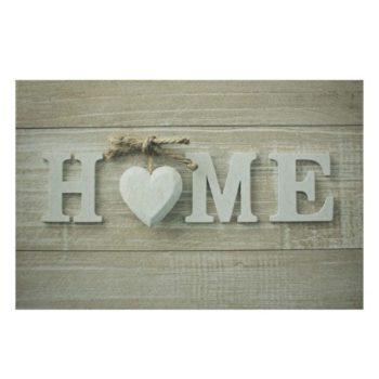 Fußmatte Home - groß