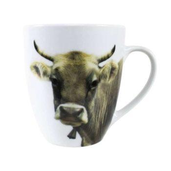Tasse mit Kuh