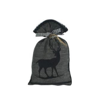 Duftkissen Zirbe mit Hirsch - Geschenkset