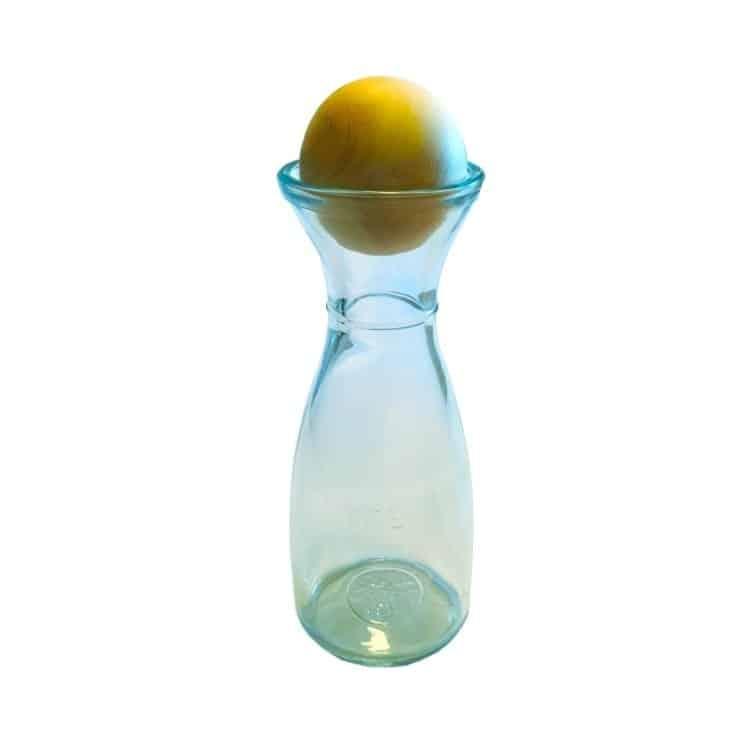 Zirbenkugel mit Karaffe 0.5 Liter
