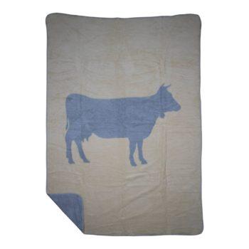 Kuscheldecke - Kuh
