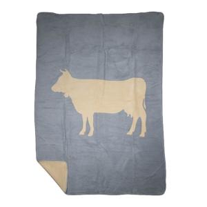 Kuscheldecke - Kuh online bestellen im Dekoshop auf www.allgei.de