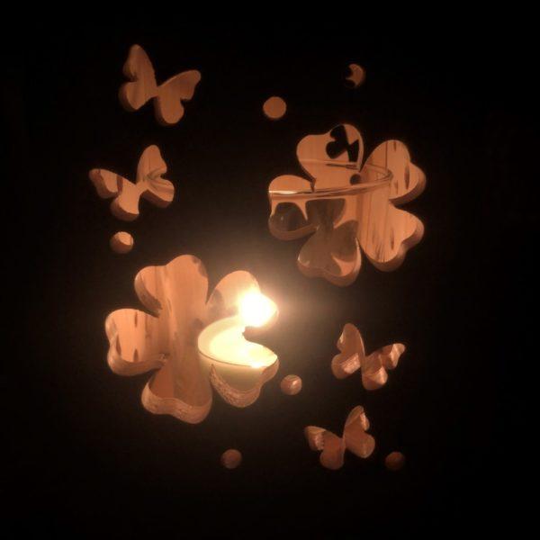 windlichter aus Holz online bestellen im Dekoration-Online-Shop Allgaier-Allerlei