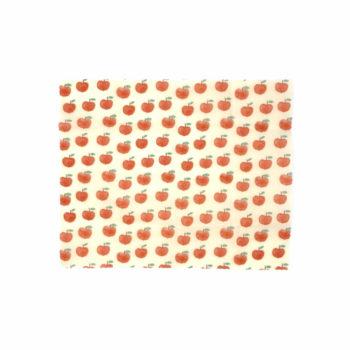 Bienenwachstuch 30 x 25 cm als Umweltschonenden alternative zu Brotzeitpapier jetzt kaufen im Dekoshop von Allgaier-Allerlei®