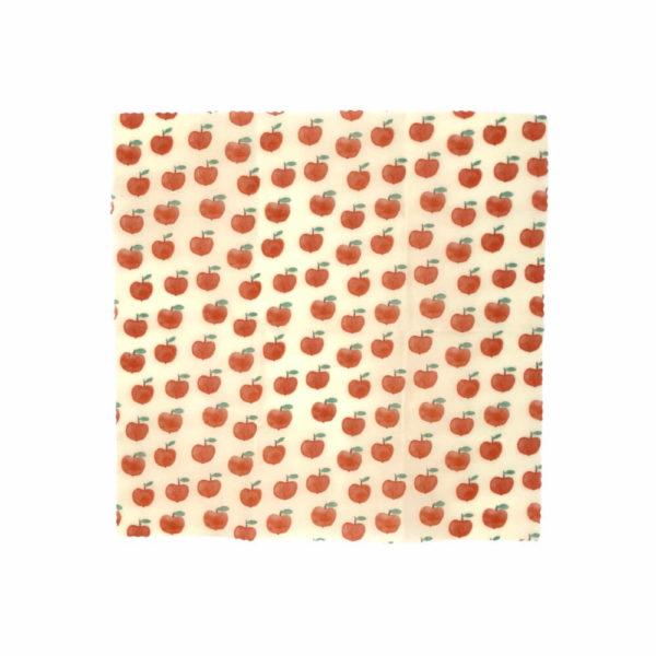 Bienenwachstuch - 3er-Set / 1x 30 x 30 cm Wachstuch jetzt bestellen im Allgäu-Dekoshop von Allgaier-Allerlei