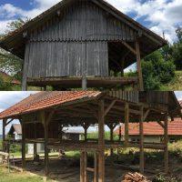 Welches Holz kommt für die Altholz-Deko und den Altholz-Innenausbau in Frage | Allgaier-Allerlei